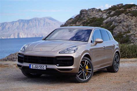 Porsche Cayenne News by 2019 Porsche Cayenne Review And First Drive Autoguide
