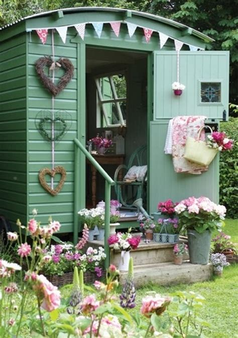 it was just a shabby shed out back until