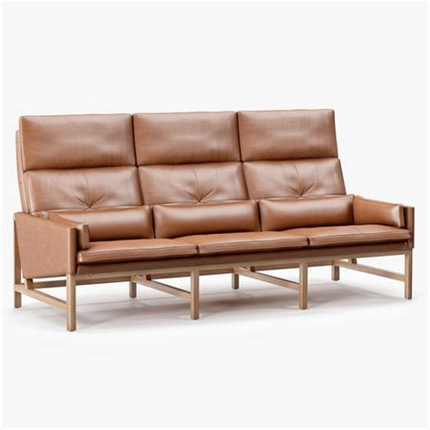 high back settee keoki 3d high back settee with arms bassamfellows high back sofa 3d cgtrader