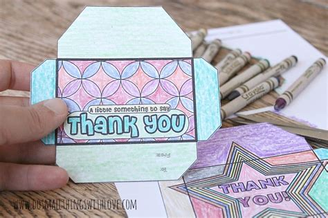 Teachers Day Handmade Gifts - 20 awesome teachers day card ideas with free printables
