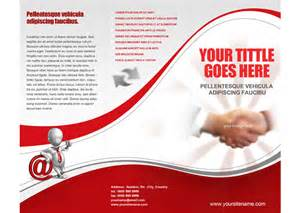 tri fold brochures templates free the bussiness free tri fold brochure template can help you