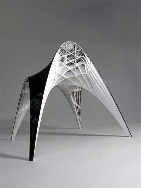 3d furniture design furniture design informed by gaudi s parabolic structures