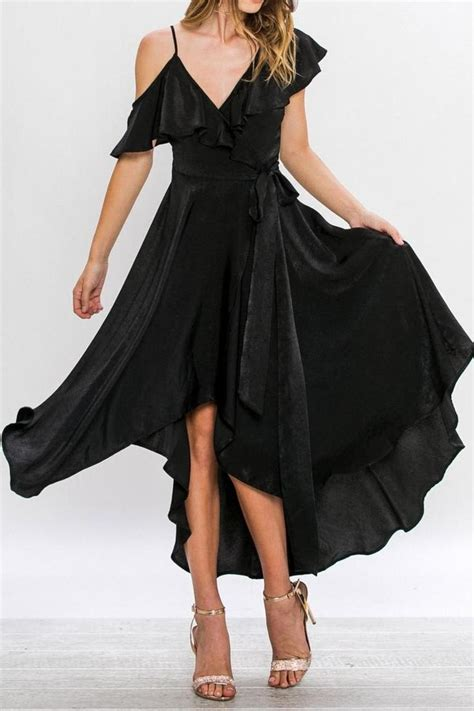 Dress Selena Ready 27 best fall weddings ruffle dresses images on ruffles ruffle dress and cold shoulder