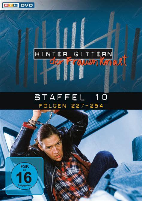 Hinter Gittern Staffel 10 6 Dvds Roger Wielgus