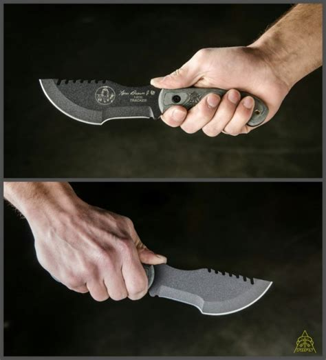 tom brown tracker 2 tom brown tracker 2 knife tops knives tactical ops usa