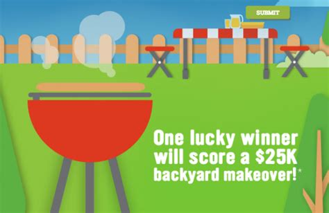 Win A Backyard Makeover by 2015 Win A Backyard Makeover 2017 2018 Best Cars Reviews