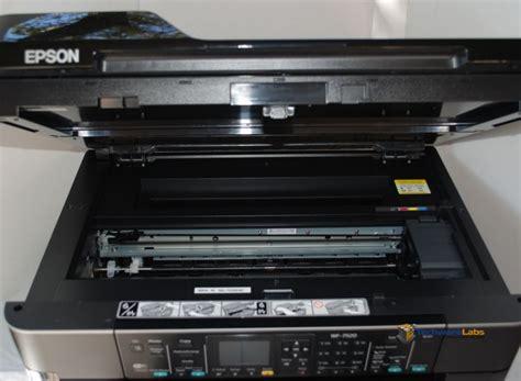 Epson Workforce Wf 7520 All In One Printer techwarelabs reviews the epson workforce wf 7520 all in one wide format inkjet printer
