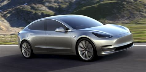 Model E Tesla Elon Musk Quot Of Course Quot Tesla Model 3 Will Get Ludicrous Mode