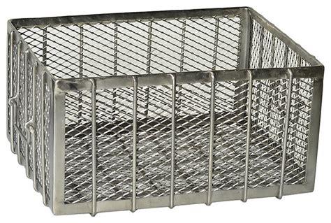 Steel basket stainless steel industrial baskets