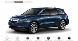 Acura Mdx Colors 2014 2014 Acura Mdx Colors Autos Post
