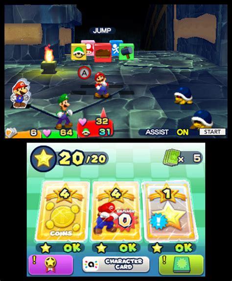 Kaset 3ds Mario Luigi Paper Jam mario luigi paper jam 3ds review recycled but reliable usgamer