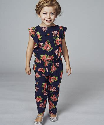 Jumpsuit Mothercare Baby K Floral Jumpsuit Dresses Skirts Mothercare
