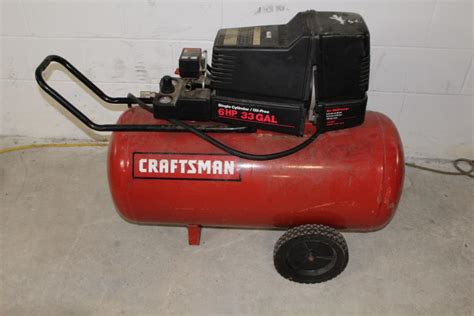 craftsman air compressor property room