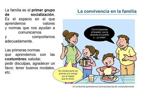 m 225 s de 25 normas de convivencia en familia convivencia familiar