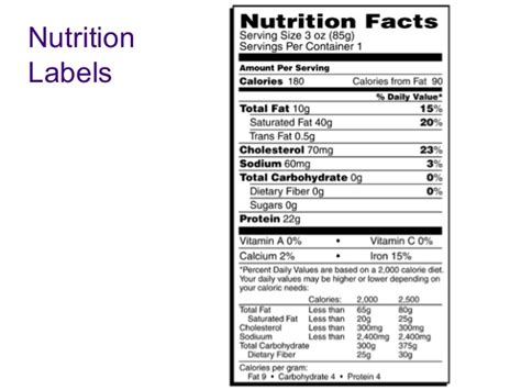 southern comfort nutrition facts nutrition