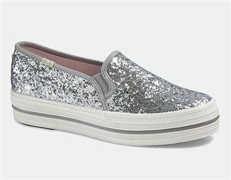 silver platform sneakers shoes silver shoes keds platform sneakers slip on