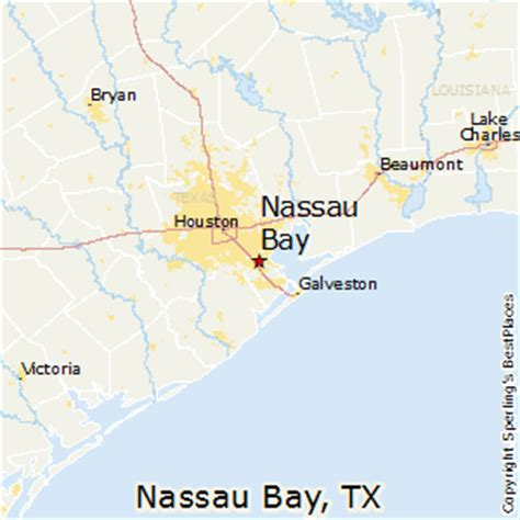 map of bay city texas best places to live in nassau bay texas