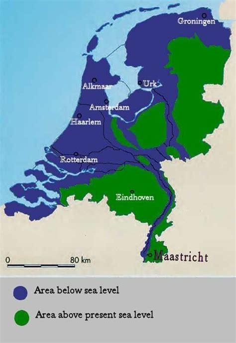 netherlands map below sea level joachim neander hymn writer