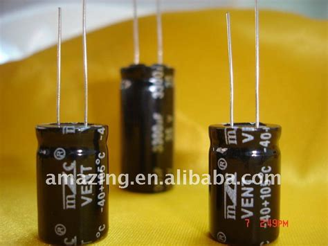 electrochemical capacitor applications electrolytic capacitor 3300uf 35v view capacitor mzc product details from dongguan amazing