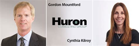 Accenture Mba Reimbursement by Cynthia Kilroy Joins Healthcare Practice Of Huron In Us