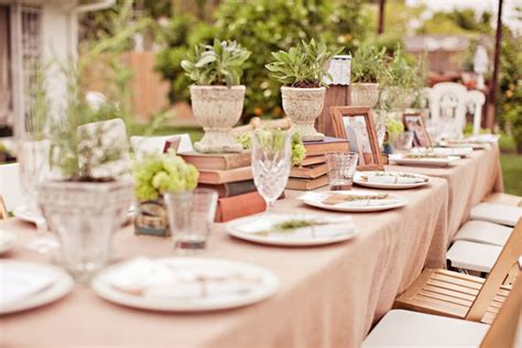 bridal shower dinner table an outdoor bridal shower filled with love and laughter