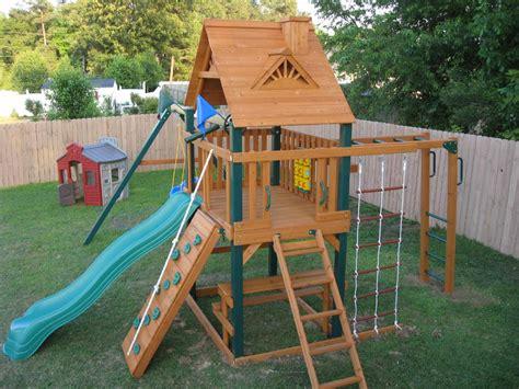 gorilla playsets landing wooden swing set furniture stunning gorilla swing sets for kids playground