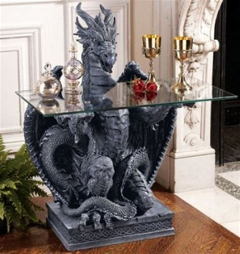 dragon decorations for a home home decorating in gothic style www nicespace me
