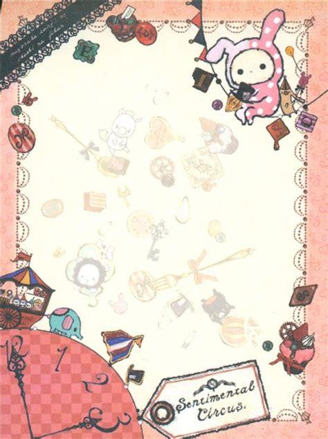 imagenes de sentimental circus sentimental circus with sweets mini memo pad memo pads
