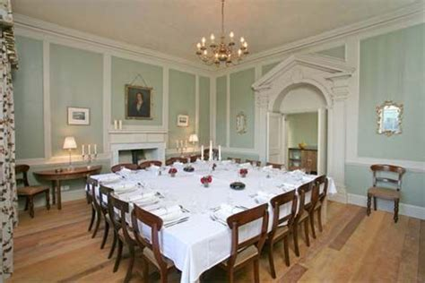 Georgian Dining Room by Georgian Dining Room Clouds Hill Writers Inspirational