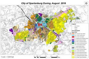 Spartanburg County Property Records Spartanburg County Zoning Map Images
