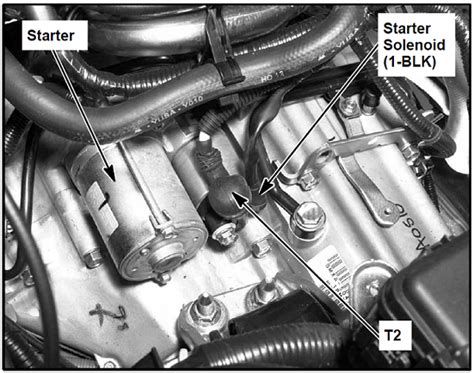 where is the starter located on a 1997 nissan maxima where is my starter located in my 2005 honda civic