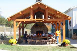 how to build a backyard pavilion cypress pavilion rustic patio nashville by