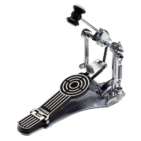 sonor 400 series single bass drum pedal sp473