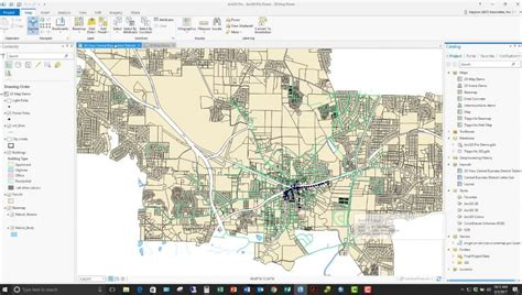 arcgis tutorial regression analysis arcgis pro tip be careful when using custom project templates