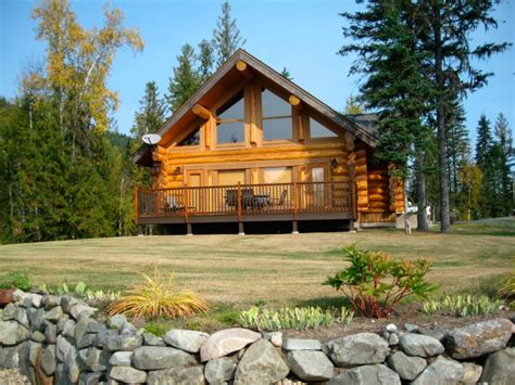 Rustic Mountain Cabin Cottage Plans 33 stunning log home designs photographs