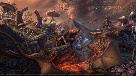 eso background eso morrowind concept artist q a and wallpaper elder