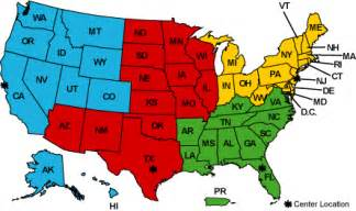 united states map color coded tuberculosis information cd rom