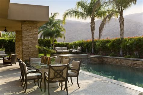 palm tree for patio 65 patio design ideas pictures and decorating
