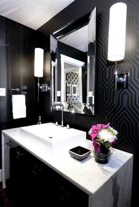 Atmosphere Interiors by Minaret Wallpaper Bathroom Atmosphere