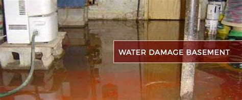 water damage basement water damage basement