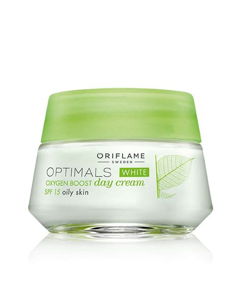 Optimal Skincare Oriflame oriflame optimals white oxygen boost day spf 15 skin snapdeal price skin care deals