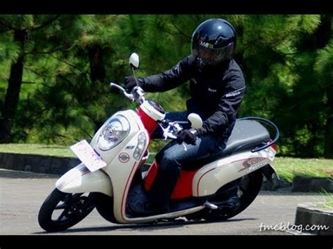 Lu Hid Scoopy Fi handling honda scoopy fi by taufik tmcblog and