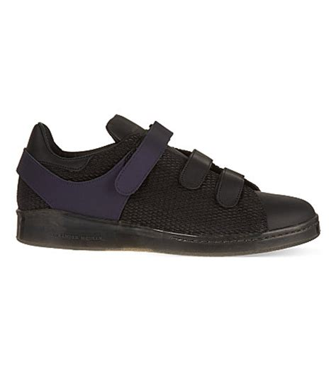 mcqueen velcro tennis shoes selfridges