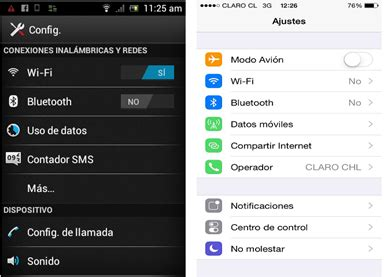 difference between iphone and android differences between iphone android localization