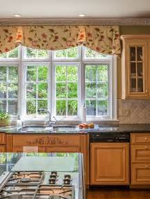 valances for kitchen windows pretty kitchen valance window treatments