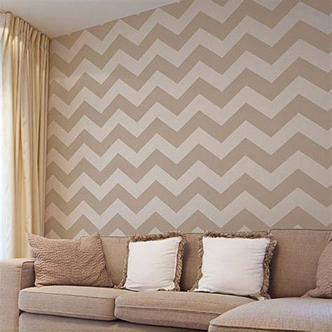 Chevron Template For Walls by Chevron Stencil Allover Large Scale Sturdy And