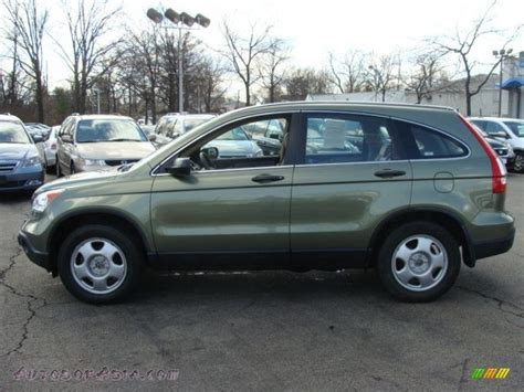 2007 honda cr v 4wd 2007 honda cr v lx 4wd in green tea metallic photo 8