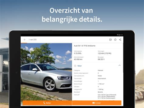 Autoscout Nl Auto S by Autoscout24 Tweedehands Auto Android Apps Op Play