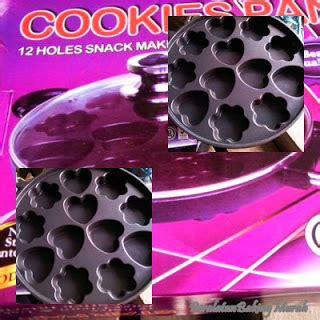 Wajan Dorayaki alat baking cetakan kue murah snack maker teflon 7 10