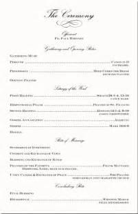 Program church directory christmas wedding ceremony programs holiday